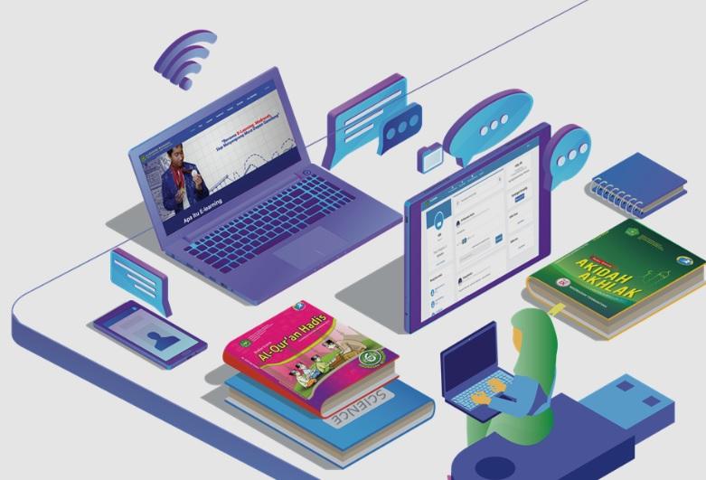 Panduan E-Learning Guru & Siswa