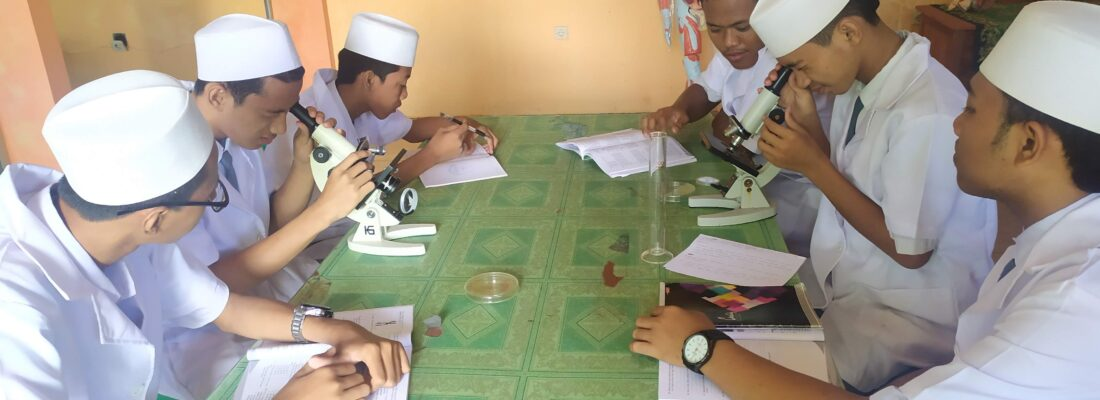 Lab biologi